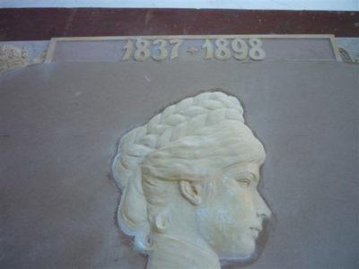 Pamětní deska císařovny Alžběty