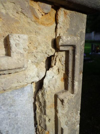 Hřbitovní kříže v Lázních Libverda