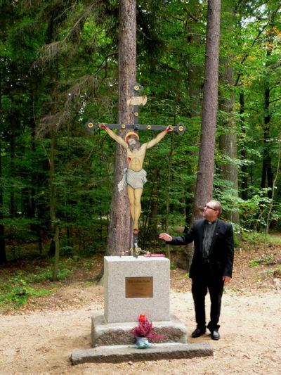 Kříž sedláka Pepka